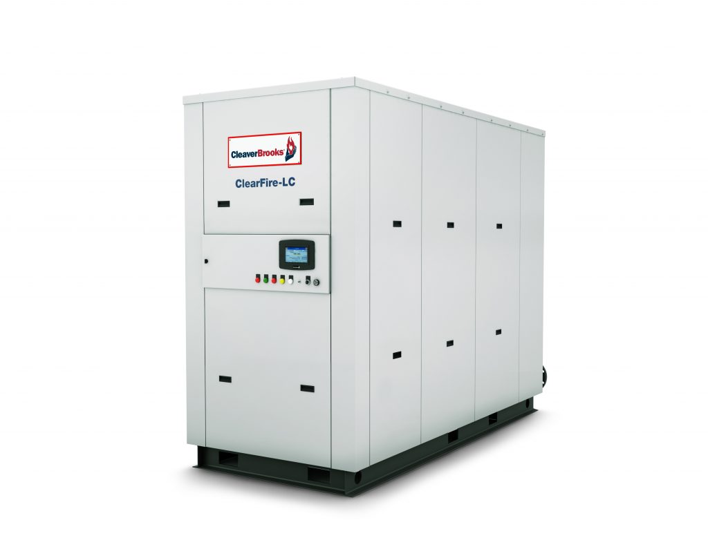 ClearFire-LC_Hydronic Boiler
