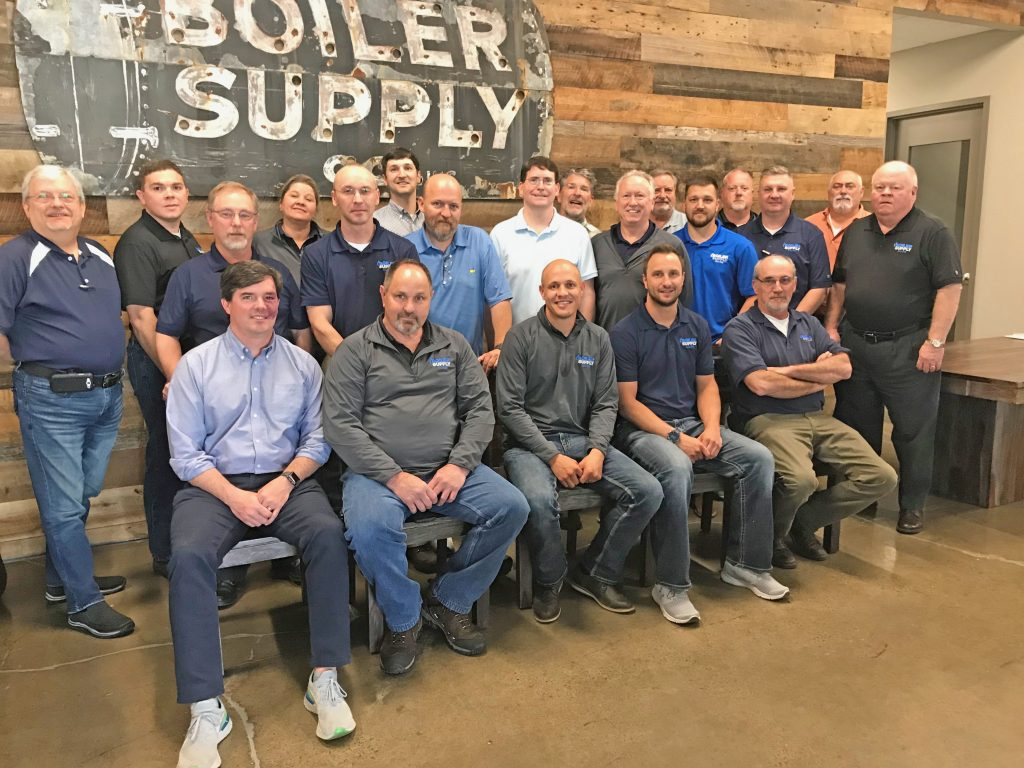 2091 Boiler Supply Annual Meeting - Team
