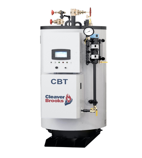 Cleaver-Brooks Tubeless Boiler
