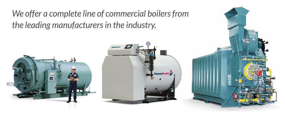 new boiler system