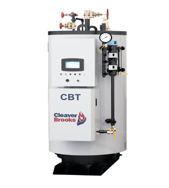 Cleaver-Brooks Tubeless Boiler