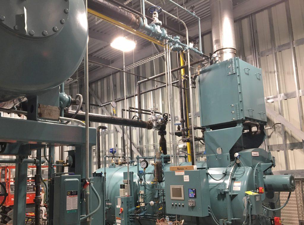 Boiler Stack Economizer